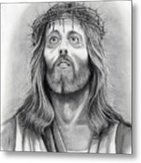 King Of Kings Metal Print
