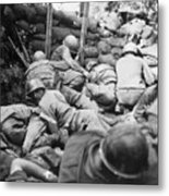 Korean War, 1950-1953 Metal Print