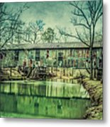 Kymulga Covered Bridge Metal Print