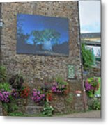 La Gacilly, Morbihan, Brittany, France, Photo Festival Metal Print