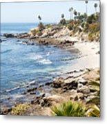 Laguna Beach California Metal Print