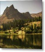 Lake Blanche Metal Print