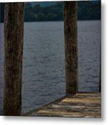 Lake Windermere Cumbria Metal Print