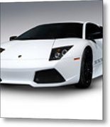 Lamborghini Murcielago Lp640 Coupe Metal Print