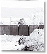 Landscape Galisteo Nm J10i Metal Print