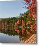 Late Afternoon On Lake Chocorua Metal Print