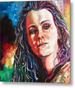 Laura Jane Grace Metal Print