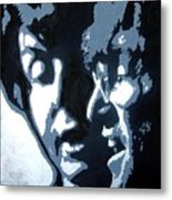 Lennon And Mccarthy Metal Print