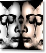 Let Her Cry  Metal Print by Angelina Vick