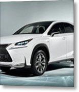 Lexus Nx 300h F Sport 2014 1920x1200 010 Metal Print