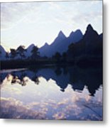 Li River Metal Print