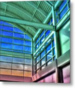 Light Loft Metal Print