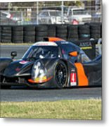 Ligier Js P3 Le Mans Prototype 3 Lmp3 Metal Print