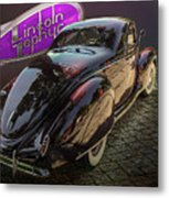 Lincoln Zephyr Metal Print
