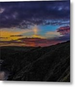 Lizard Point At Sunset  Metal Print