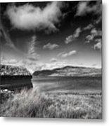 Loch Hope Metal Print