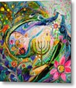 Longing For Chagall Metal Print