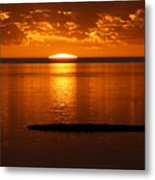 Looking For The Green Flash Metal Print