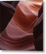 Lower Antelope Canyon 2 7902 Metal Print