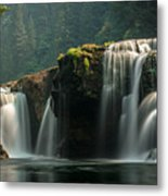 Lower Lewis Falls Metal Print by Blanca Braun