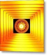 Luminous Energy 7 Metal Print
