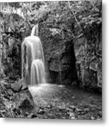 Lumsdale Falls Metal Print