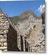 Macchu Picchu 9 Metal Print