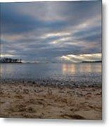 Mackerel Cove Metal Print