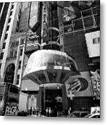 Madame Tussauds New York City Usa Metal Print