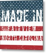 Made In Fairview, North Carolina Metal Print