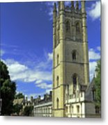 Magdalen Tower Metal Print