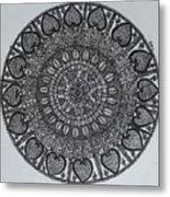 Mandal2 Metal Print