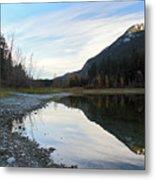 Marble Canyon British Columbia Metal Print