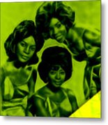 Martha And The Vandellas Collection Metal Print