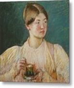 Mary Cassatt Metal Print