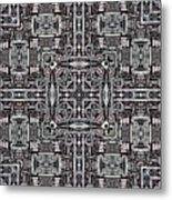 Mechanismadness Metal Print