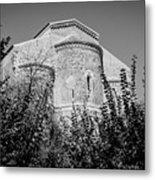 Medieval Abbey - Fossacesia - Italy 6 Metal Print