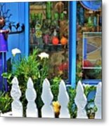 Mendocino Art Center Metal Print