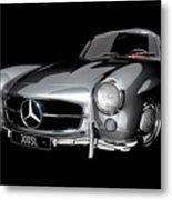 Mercedes-benz 300sl Metal Print