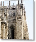 Milan Cathedra, Domm De Milan Is The Cathedral Church, Italy Metal Print