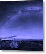 Milky Way Heaven Metal Print