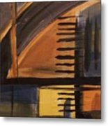 Modern Architecture 1 Metal Print