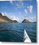 Mokulua Islands Metal Print by Dana Edmunds - Printscapes