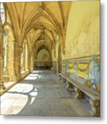 Monastery Of Santa Cruz Metal Print