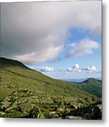 Mount Washington New Hampshire Usa Metal Print