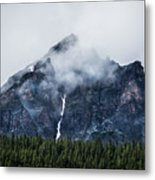 Mountain Metal Print