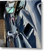 Mustang Shelby Details Metal Print