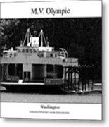 Mv Olympic Metal Print