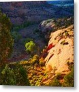 Mystic Utah Metal Print