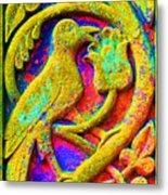 Mythical Bird. Metal Print